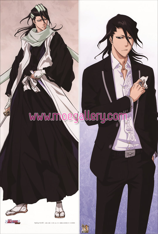 Bleach Byakuya Kuchiki Body Pillow Case 01