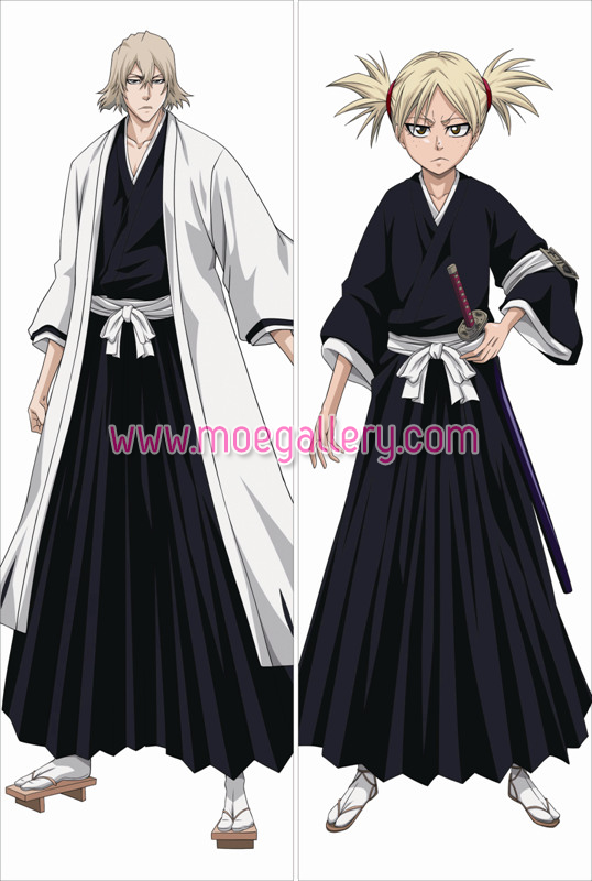 Bleach Izuru Kira Body Pillow Case 01