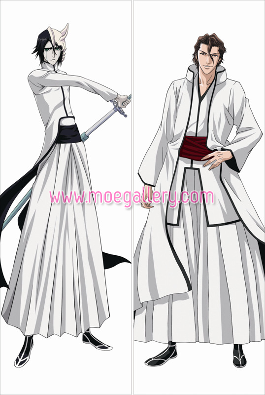 Bleach Sosuke Aizen Body Pillow Case 01