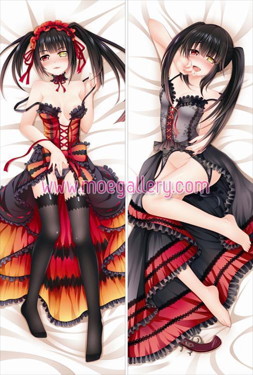 Date A Live Kurumi Tokisaki Body Pillow Case 01