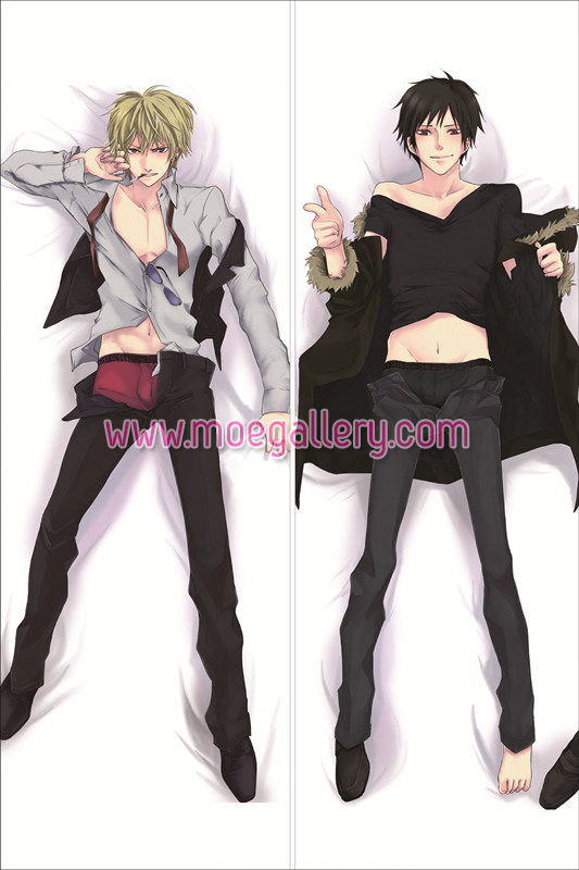 Durarara Masaomi Kida Body Pillow Case 01