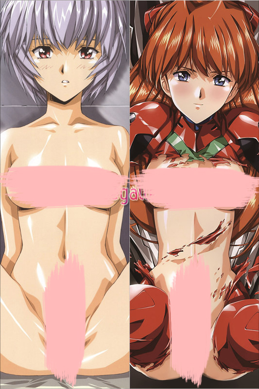 EVA Rei Ayanami Body Pillow Case 13