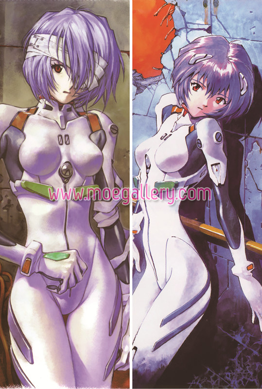 EVA Rei Ayanami Body Pillow Case 18