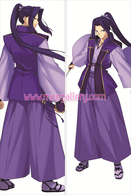 Fate Stay Night Assassin Body Pillow Case 01