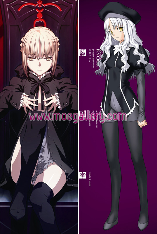Fate Stay Night Saber Body Pillow Case 36