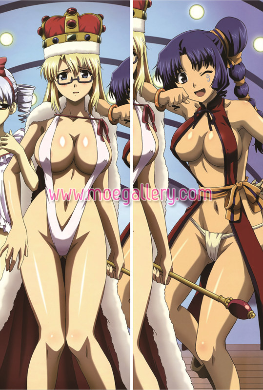 Freezing Satellizer El Bridget Body Pillow Case 03