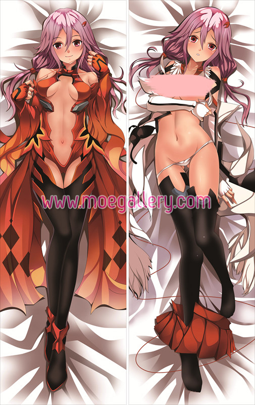 Guilty Crown Inori Yuzuriha Body Pillow Case 06