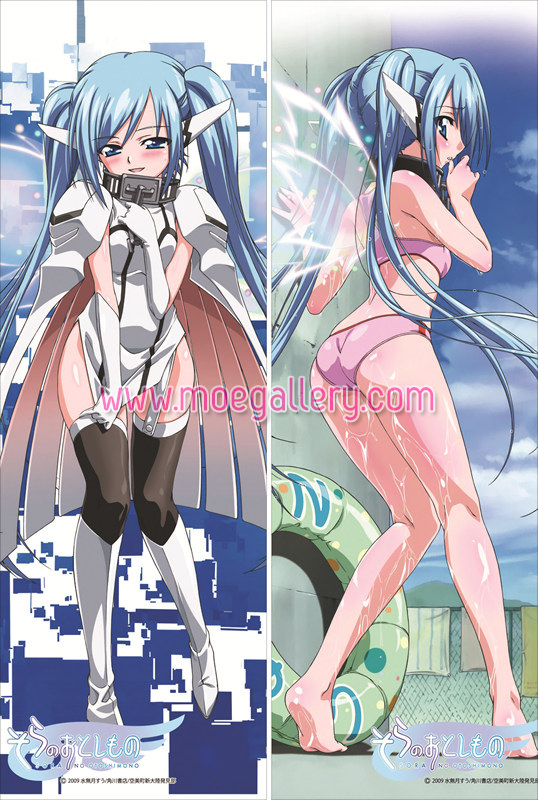 Heavens Lost Property Nymph Body Pillow Case 04