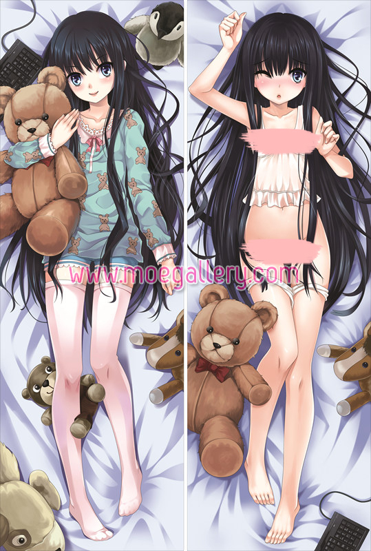 Heavens Memo Pad Alice Yuko Shionji Body Pillow Case 05