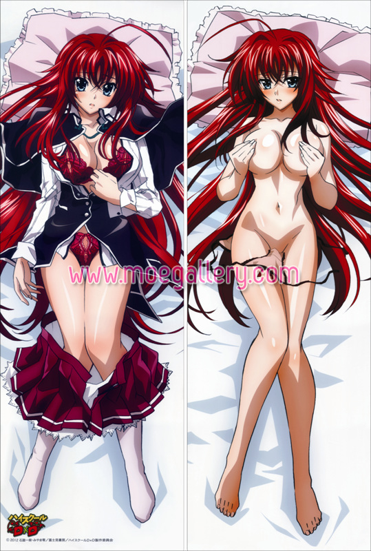 High School DXD Rias Gremory Body Pillow Case 05
