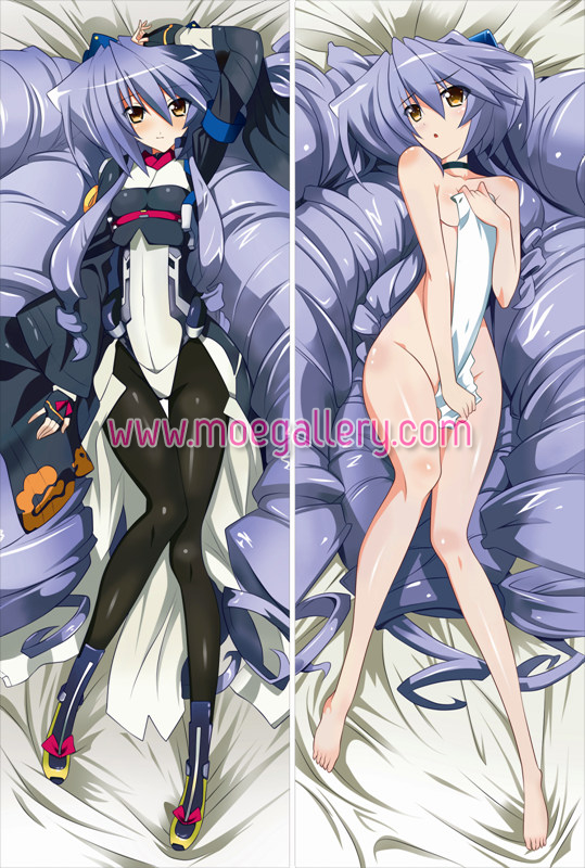 Horizon In The Middle Of Nowhere Nate Argente Loup Mitotsudaira Body Pillow Case 02
