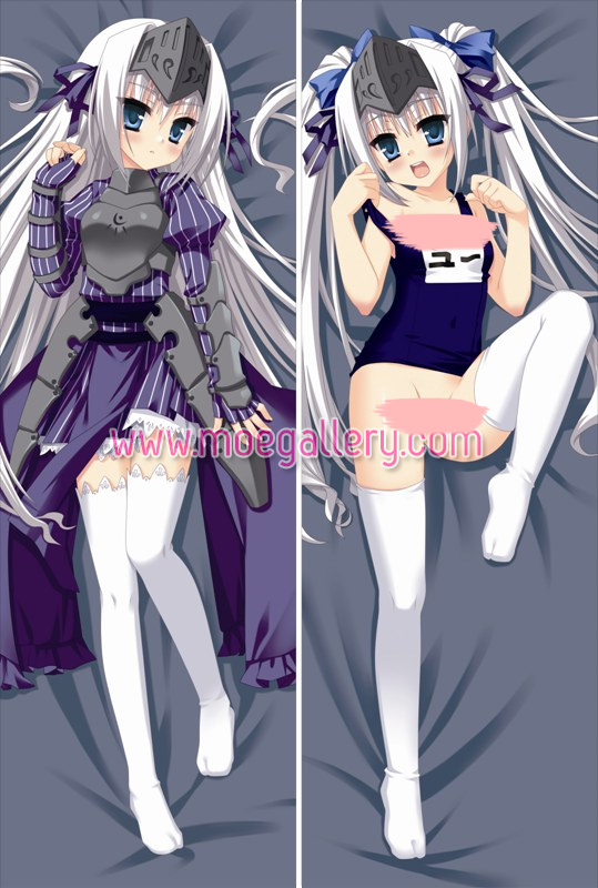 Is This A Zombie Eucliwood Hellscythe Body Pillow Case 05