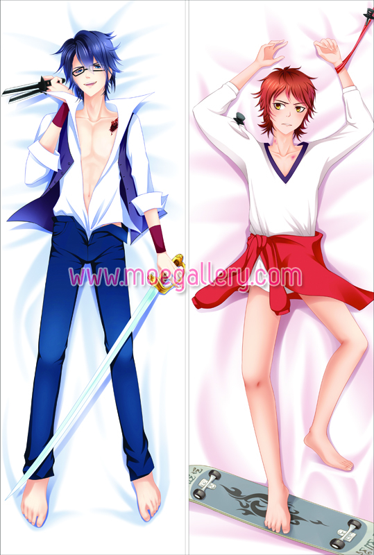 K Misaki Yata Body Pillow Case 01