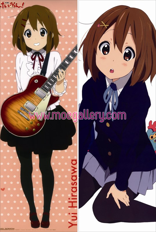 K On Yui Hirasawa Body Pillow Case 13