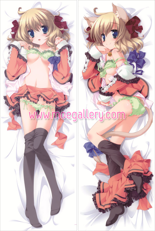 Koiiro Soramoyou Sera Shinohara Body Pillow Case 03