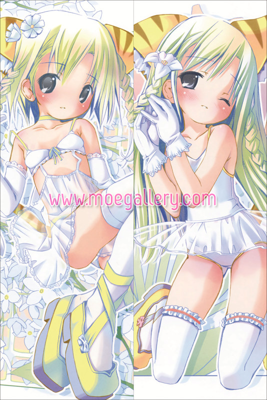 Kowarekake No Orgel Flower Body Pillow Case 03