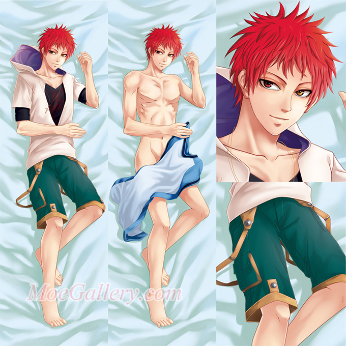 Kurokos Basketball Seijuro Akashi Body Pillow Case 01