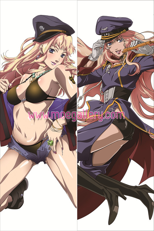 Macross Frontier Sheryl Nome Body Pillow Case 02