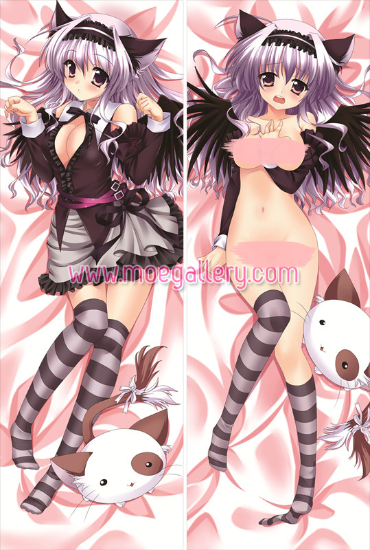 Mashiroiro Symphony Miu Amaha Body Pillow Case 02