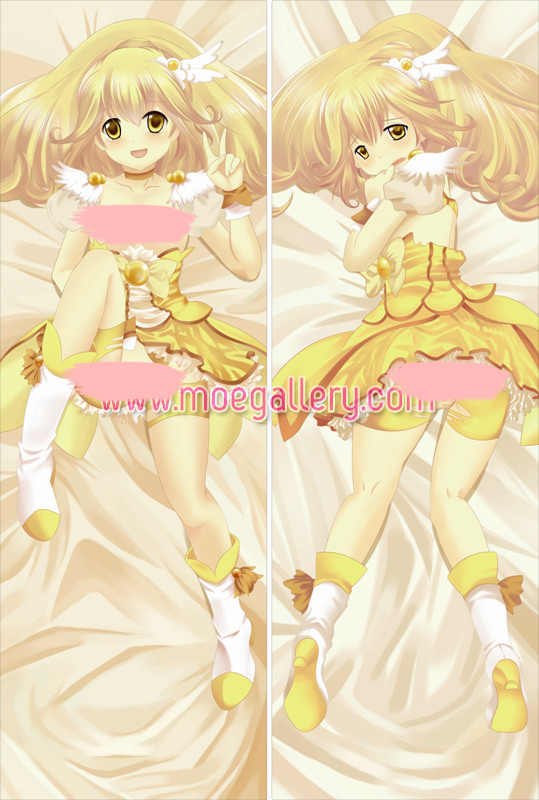 Pretty Cure Anime Girls Body Pillow Case 41