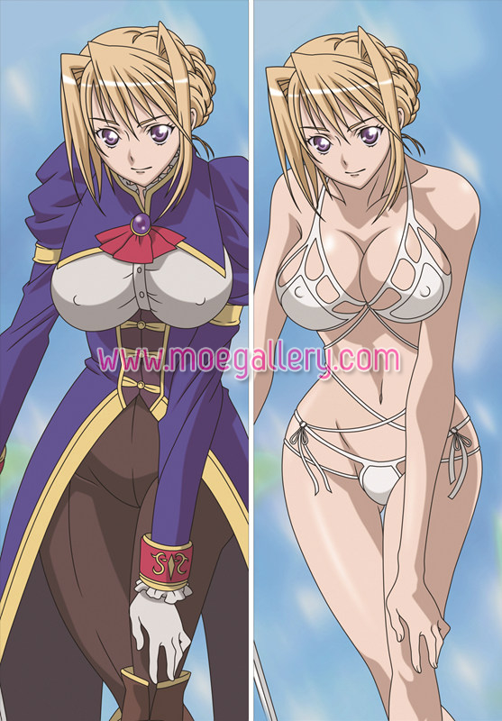 Princess Lover Sylvia Van Hossen Body Pillow Case 01