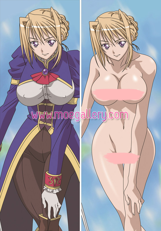 Princess Lover Sylvia Van Hossen Body Pillow Case 10