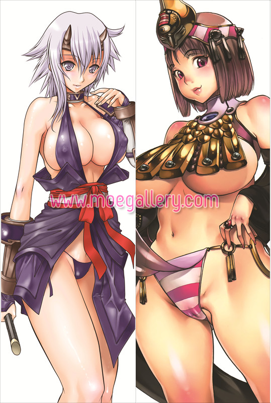 Queens Blade Menace Body Pillow Case 01
