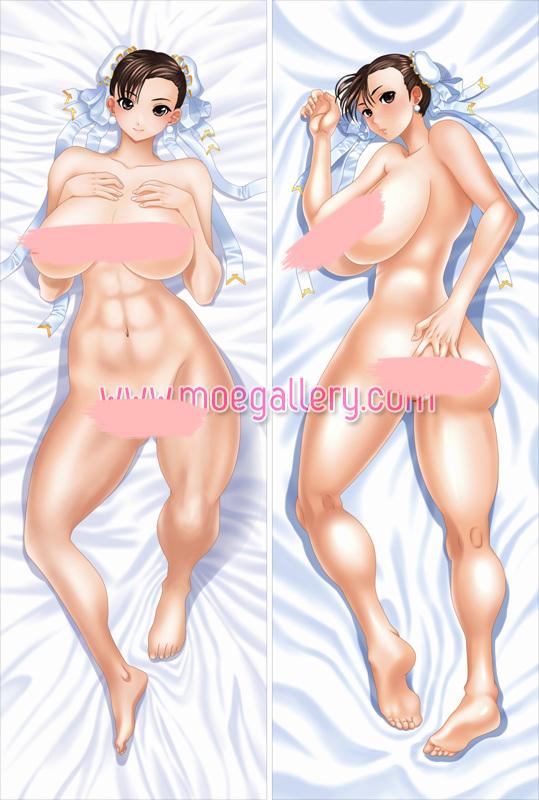 Street Fighter Chun Li Body Pillow Case 03