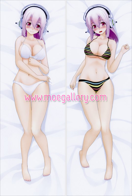 Supersonico Supersonico Body Pillow Case 13