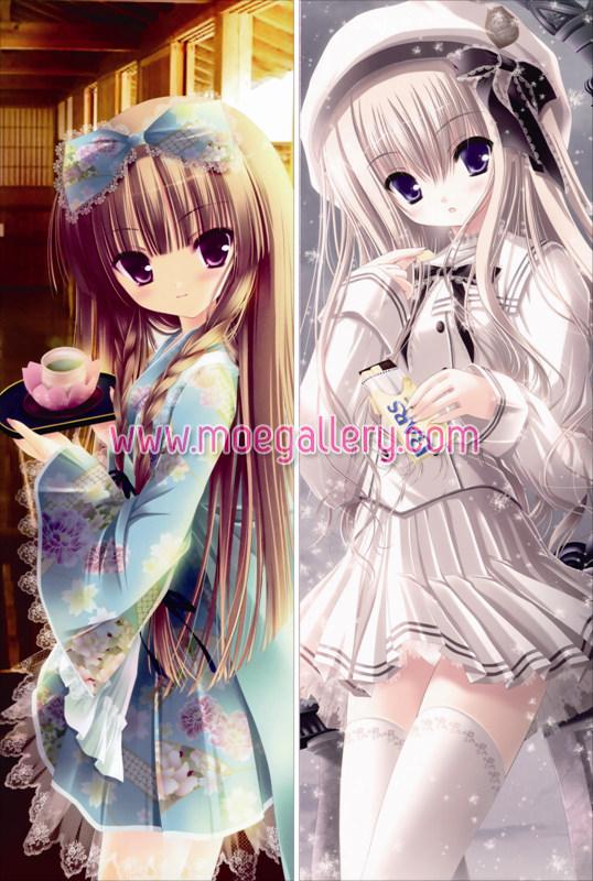 Tinkle Anime Girls Body Pillow Case 24 Tinkle 24 35