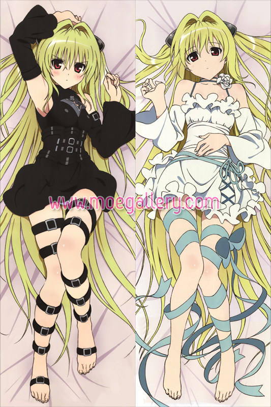 To Love Ru Golden Darkness Body Pillow Case 01