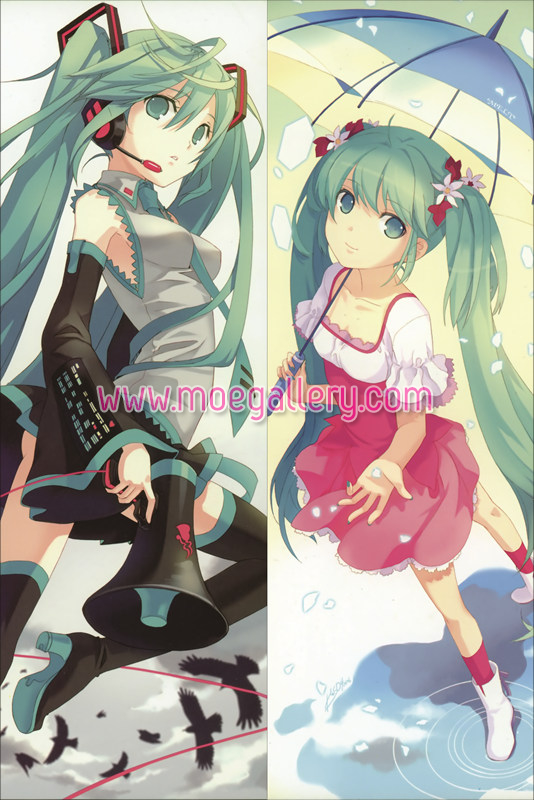 Vocaloid Hatsune Miku Body Pillow Case 13