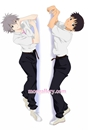 EVA Dakimakura Shinji Ikari Body Pillow Case