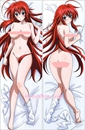 High School DXD Dakimakura Rias Gremory Body Pillow Case 06
