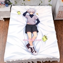 Hunter × Hunter Killua Zoldyck Anime Bedsheet 02