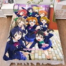 Love Live All Stars Anime Girl Bedsheet 02