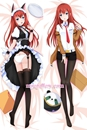 Steins Gate Dakimakura Kurisu Makise Body Pillow Case 03