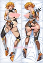 Taimanin Asagi Dakimakura 18X Body Pillow Case 12
