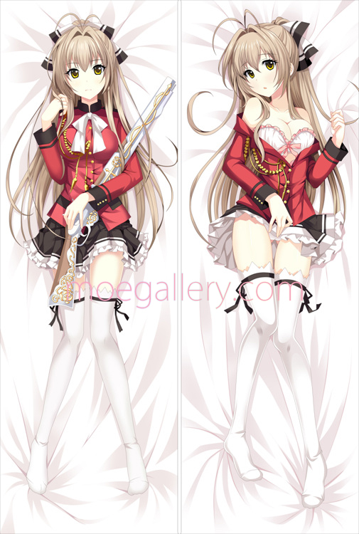 Amagi Brilliant Park Isuzu Sento Body Pillow Case