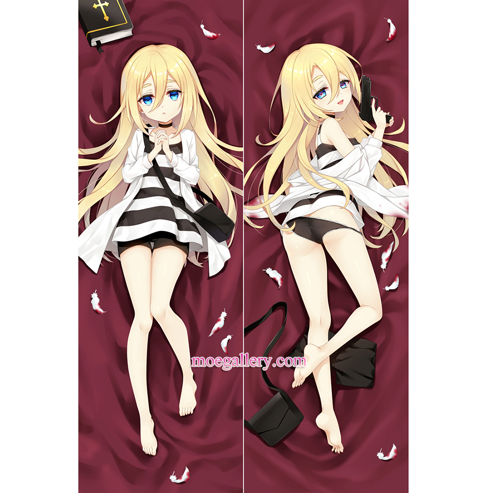 Angel of Death Dakimakura Rachel Gardner Body Pillow Case 4