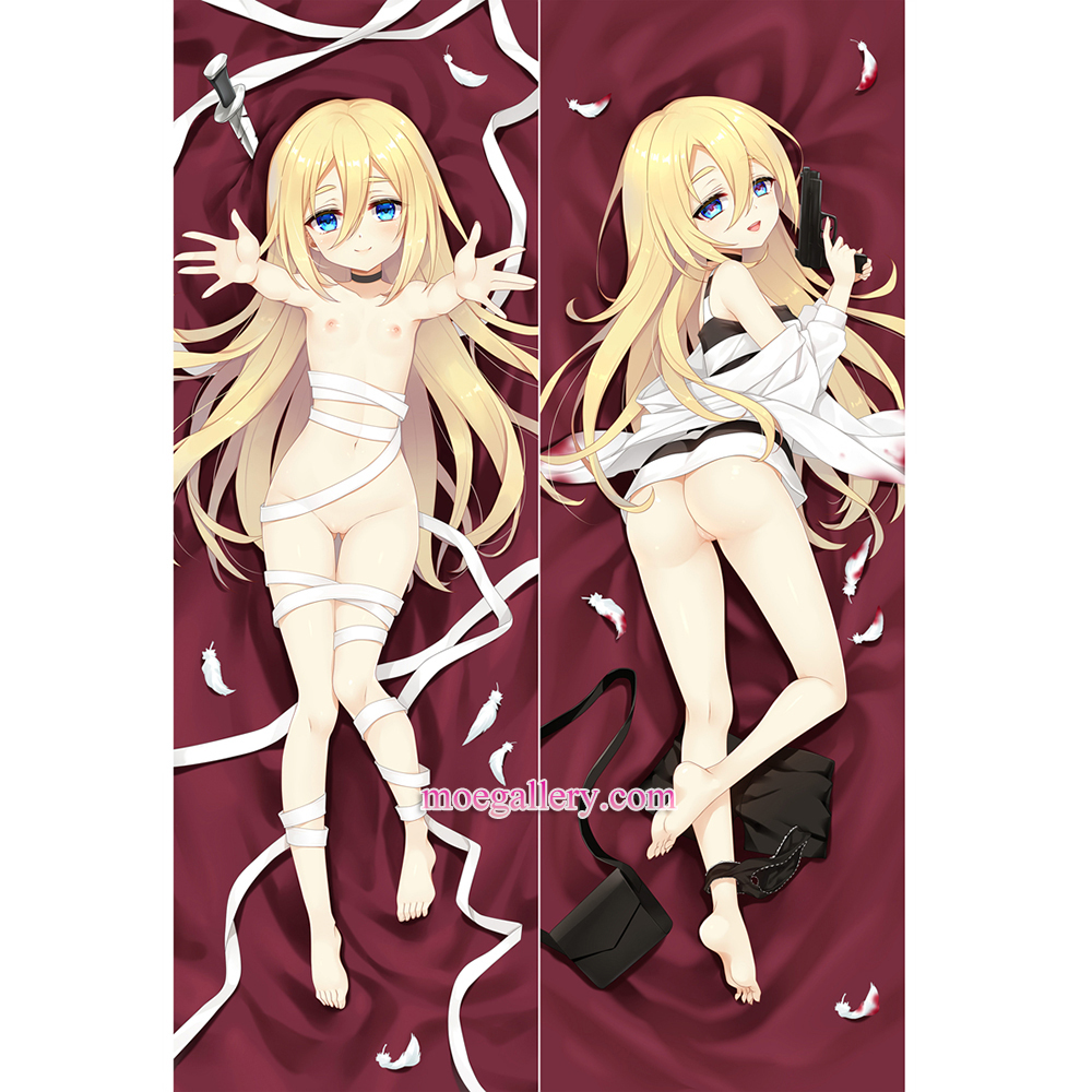 Angel of Death Dakimakura Rachel Gardner Body Pillow Case 6