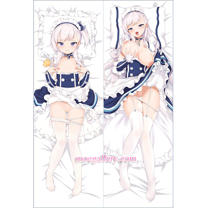 Azur Lane Dakimakura Belfast Body Pillow Case