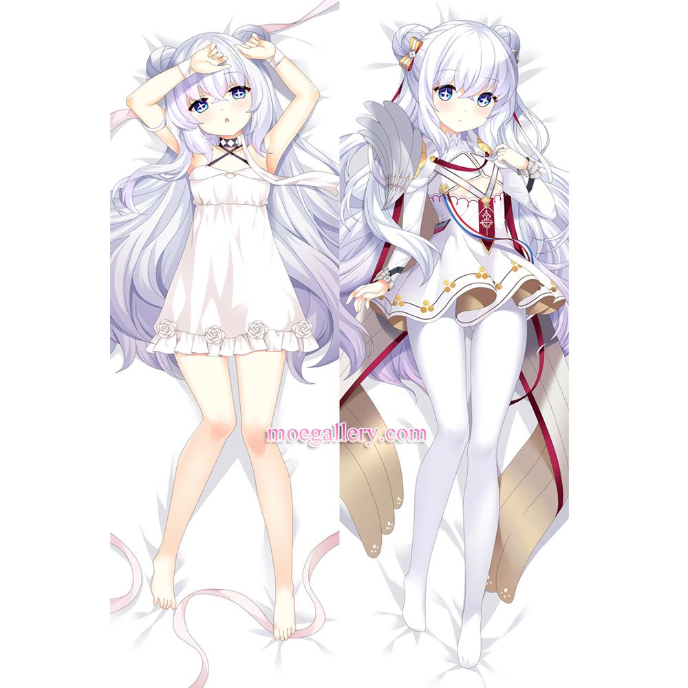 Azur Lane Dakimakura Le Malin Body Pillow Case 02