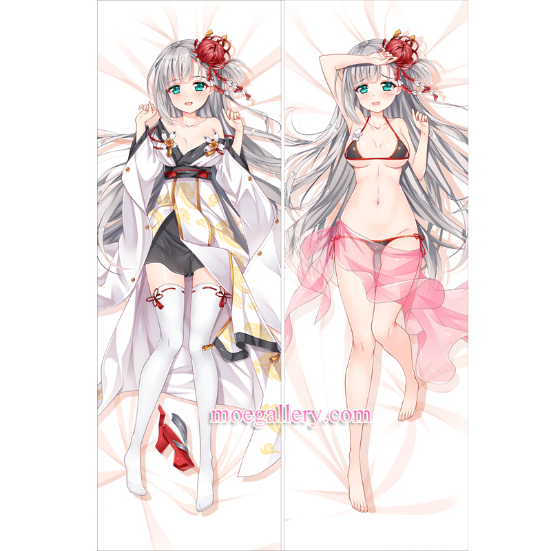 Azur Lane Dakimakura Shoukaku Body Pillow Case