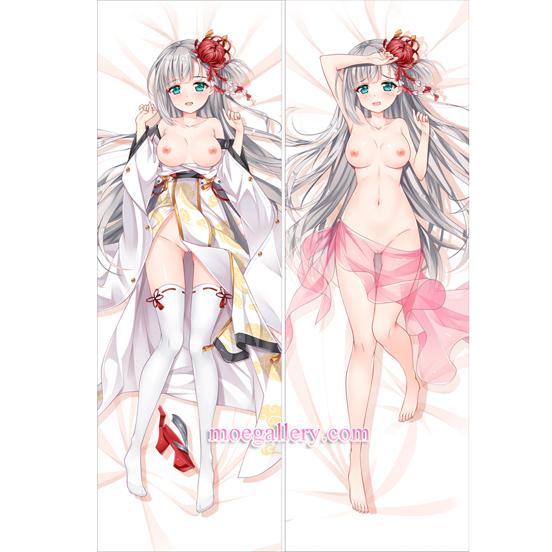 Azur Lane Dakimakura Shoukaku Body Pillow Case 2