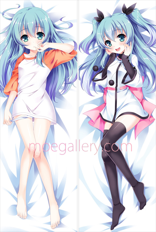 Celestial Method Noel Body Pillow Case 02