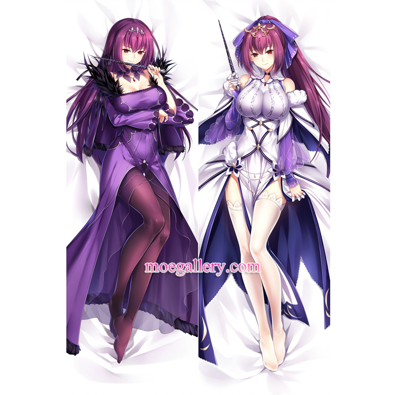 Fate/Grand Order Dakimakura Scathach Body Pillow Case 5