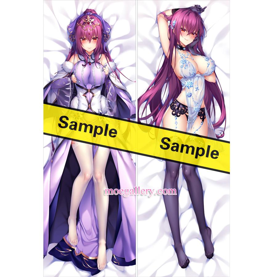 Fate/Grand Order Dakimakura Scathach Body Pillow Case 3