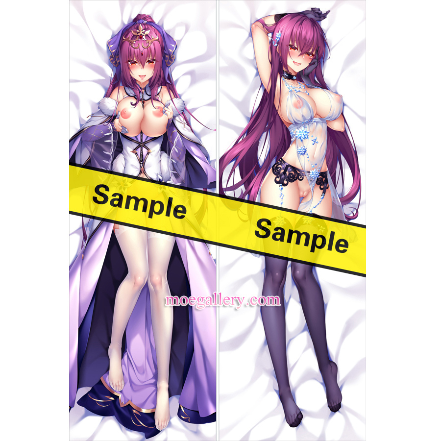 Fate/Grand Order Dakimakura Scathach Body Pillow Case 4