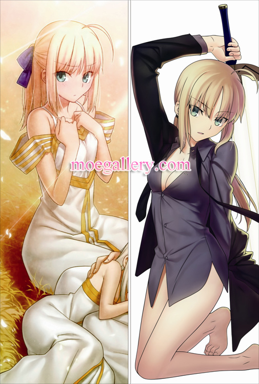 Fate Stay Night Saber Body Pillow Case 41